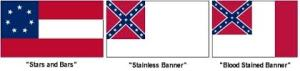 National Flags of the Confederacy